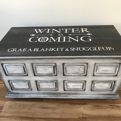 Game of Thrones Blanket Box