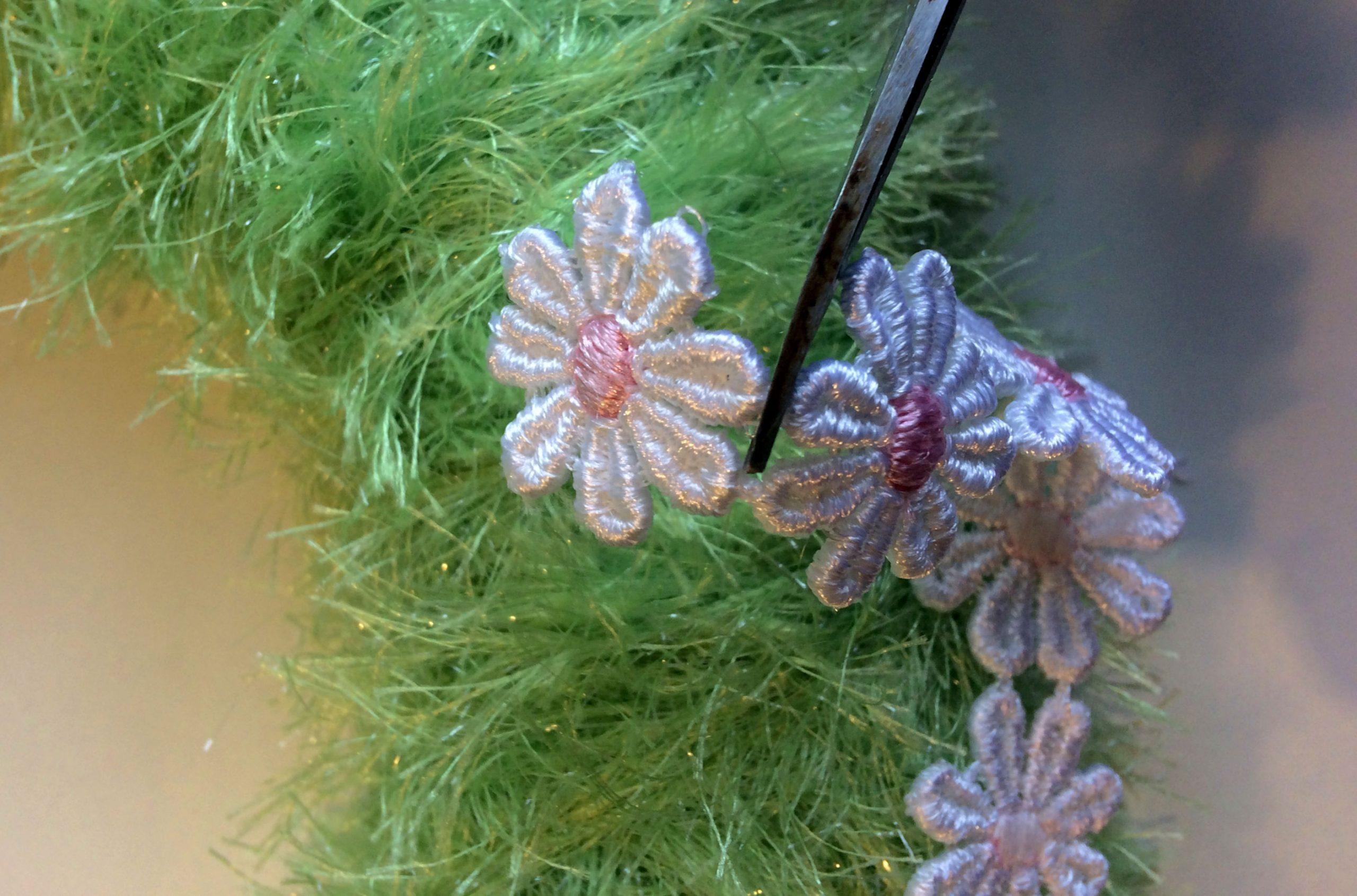 No craft experience Spring Wreath