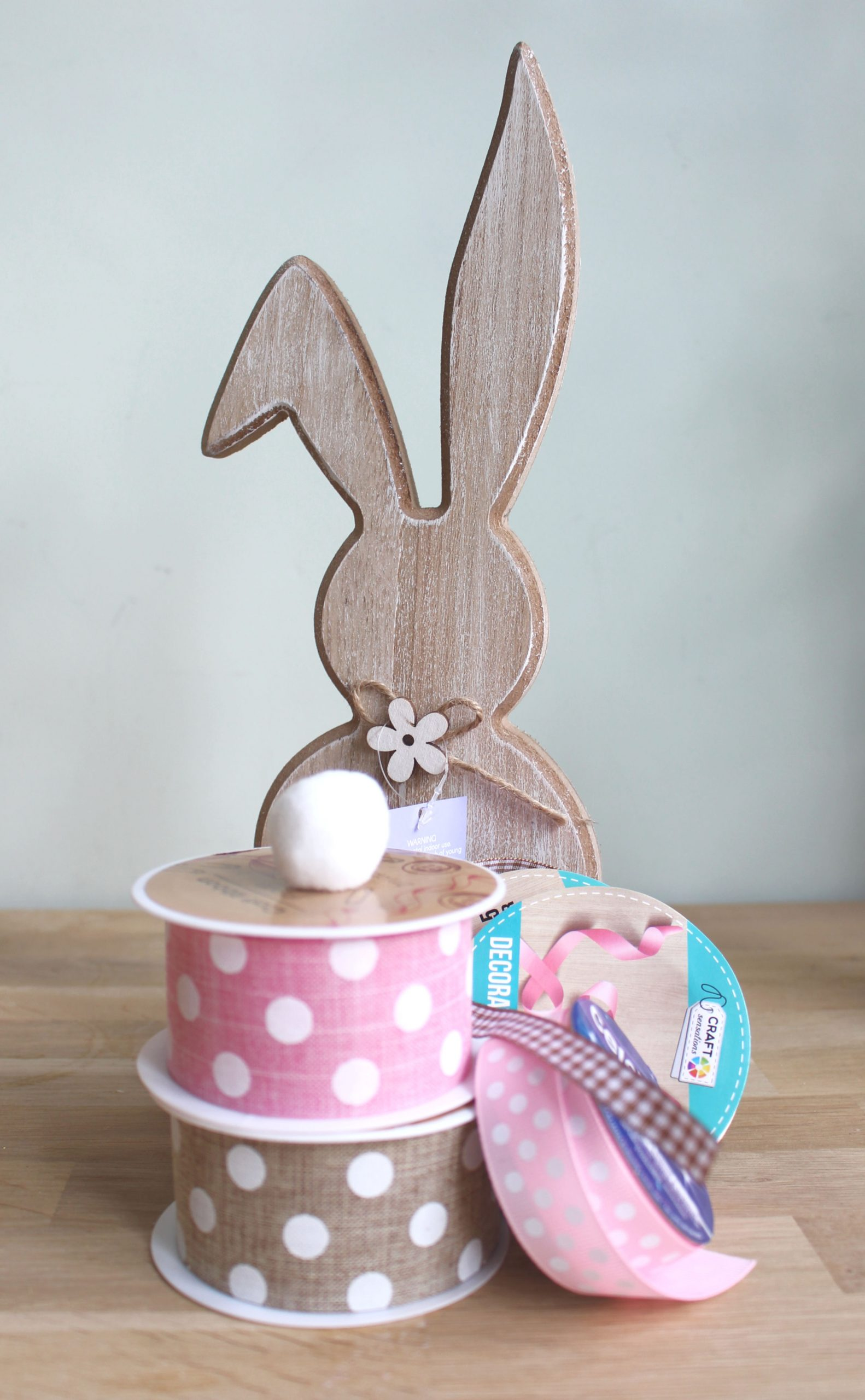 Shop bought Bunny Makeover