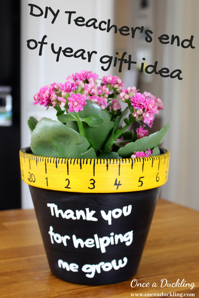 """""""Thank you"""" end of year teacher's gift"""