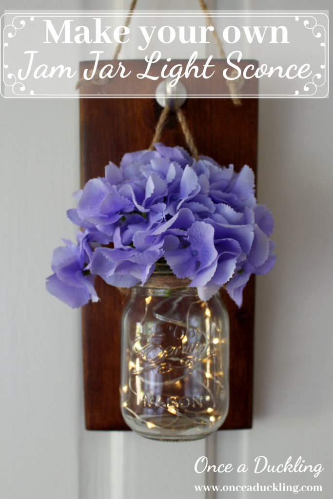 Jam jars are so versatile for crafts and decoration ideas.  And when I saw a jam jar light lantern with flower detail idea I knew I wanted to try it.  And I'm so pleased I did because I'm super-excited how this has turned out.  And it's a great way to upcycle your jam jars too! Here's how you can make your own on a budget.