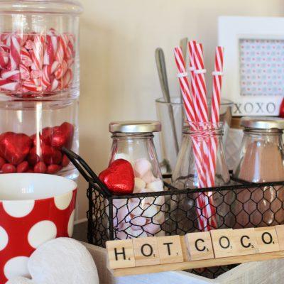 Add some Valentine Love to your kitchen