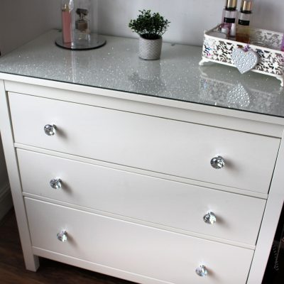 Extending the mileage on our Hemnes IKEA dresser!